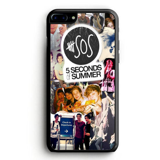 5 Seconds of Summer iPhone 7 Plus Case | yukitacase.com