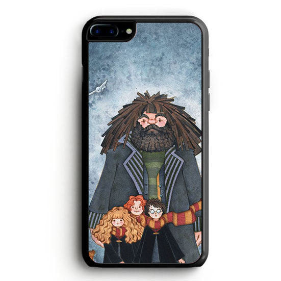 Hagrid potter hermione iPhone 6 Plus | yukitacase.com