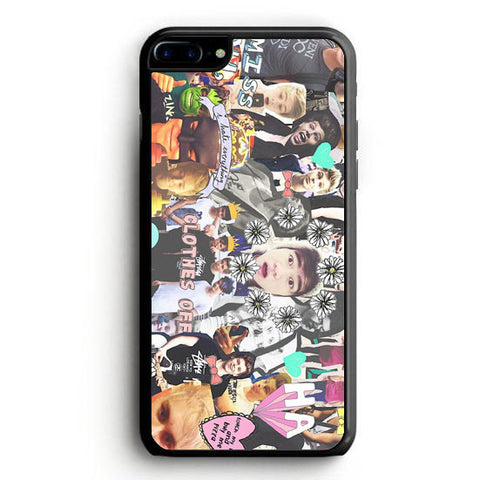 5 Seconds of Summer (5sos) Logo iPhone 7 Plus Case | yukitacase.com