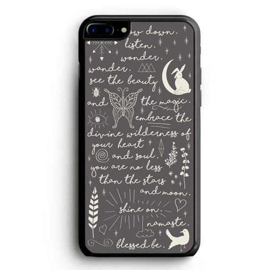 Bohemian Gypsy iPhone 6 Plus | yukitacase.com