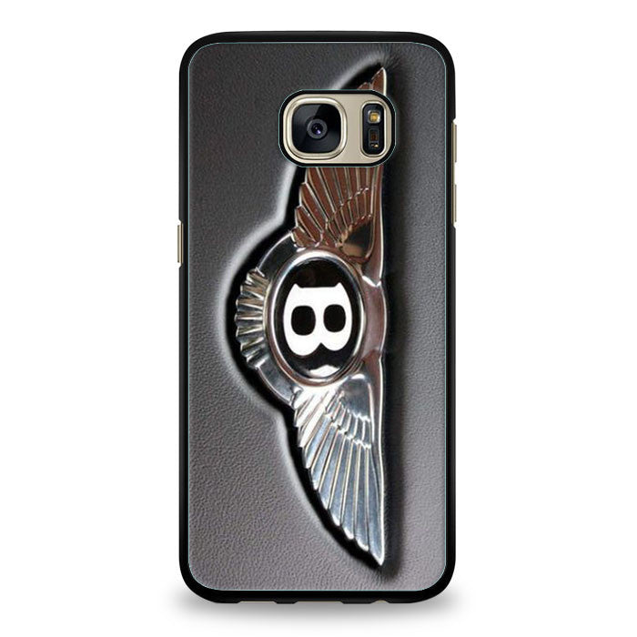 Bentley Logo Wings Samsung Galaxy S6 Edge | yukitacase.com