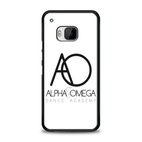 Alpha and Omega Dance Academy Logo HTC One M9 | yukitacase.com