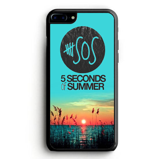 5 Seconds of Summer collage (5sos) iPhone 7 Plus Case | yukitacase.com