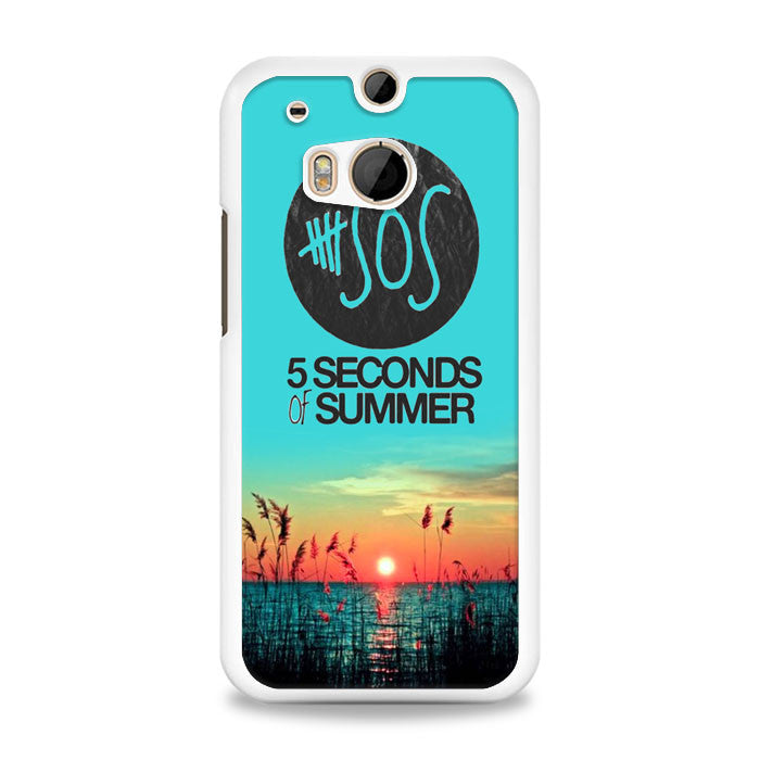 5 Seconds of Summer collage (5sos) HTC One M8 Case | yukitacase.com