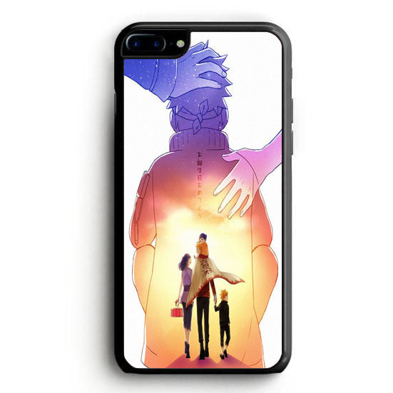 Boruto Hinata Naruto Himawari Naruto We are Proud of You iPhone 6 Plus | yukitacase.com