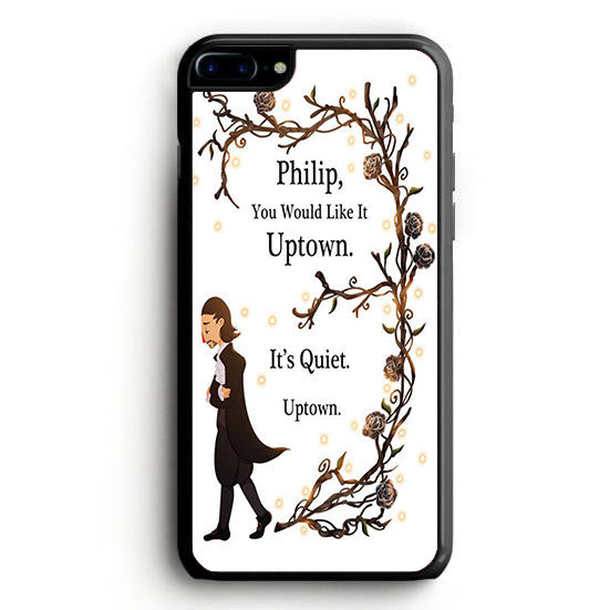 Hamilton Musical its Quiet Uptown iPhone 6/6S | yukitacase.com