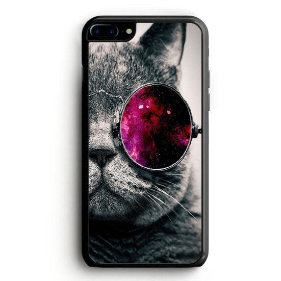 Cat Galaxy glasses iPhone 6S Plus | yukitacase.com