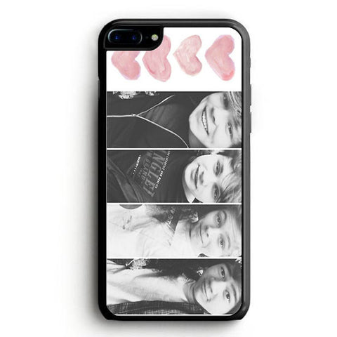 5 seconds of summer with quotes iPhone 7 Case | yukitacase.com