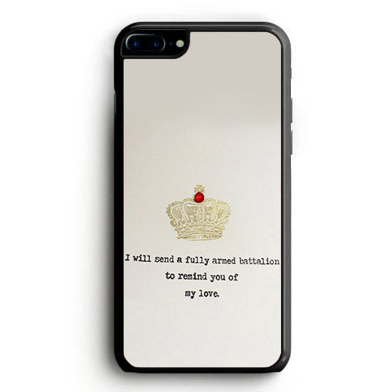 Hamilton Musical Remind You of My Love iPhone 6S Plus | yukitacase.com