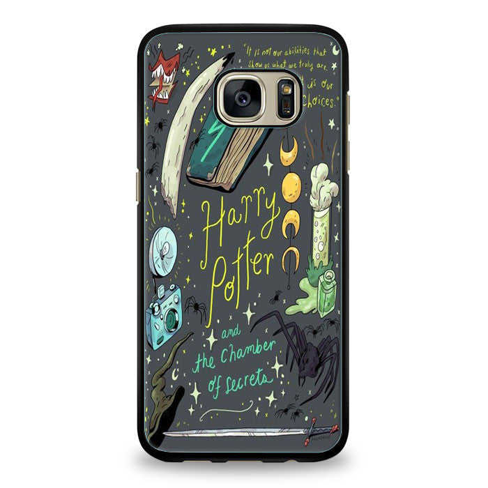 Harry Potter and the Chamber of Secrets Samsung Galaxy S7 Edge | yukitacase.com