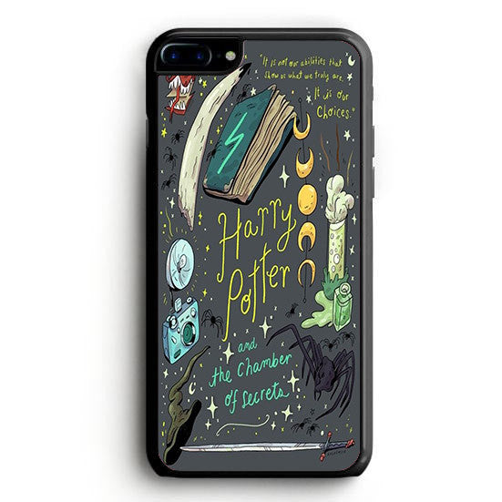 Harry Potter and the Chamber of Secrets iPhone 7 Plus | yukitacase.com