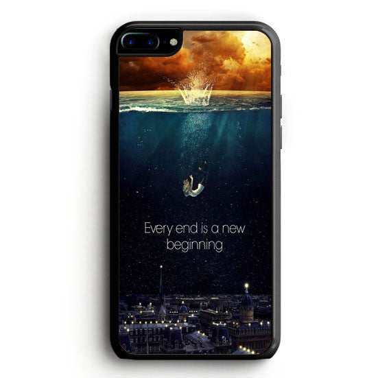 Every End In New Beginning Samsung Galaxy S6 Edge | yukitacase.com