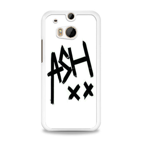 5SOS Ashton Irwin HTC One M8 Case | yukitacase.com
