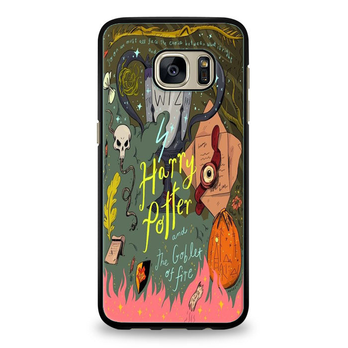 Harry Potter and the Goblet of Fire Samsung Galaxy S7 Edge | yukitacase.com