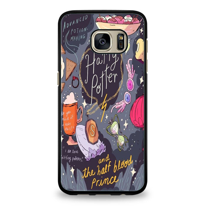 Harry Potter and the Half Blood Prince Samsung Galaxy S7 Edge | yukitacase.com