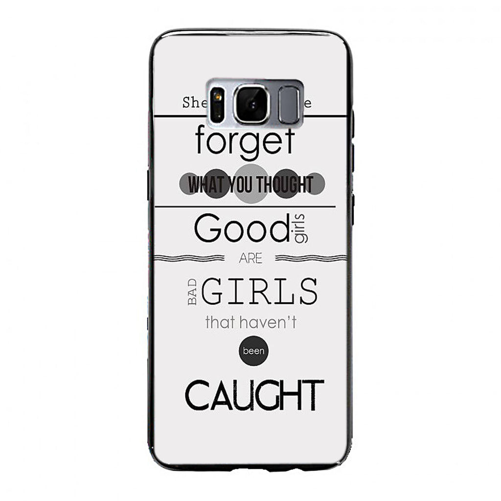 5SOS lyrics Samsung Galaxy S8 Plus Case | yukitacase.com