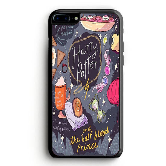Harry Potter and the Half Blood Prince iPhone 7 | yukitacase.com