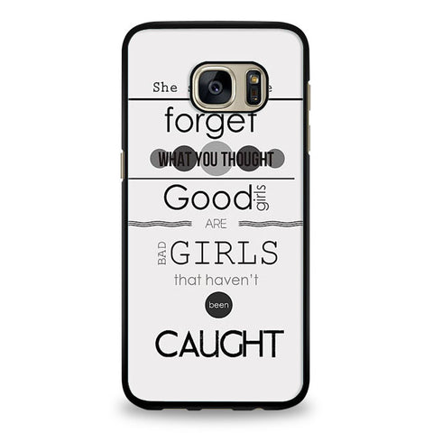 5SOS lyrics Samsung Galaxy S6 Edge Case | yukitacase.com