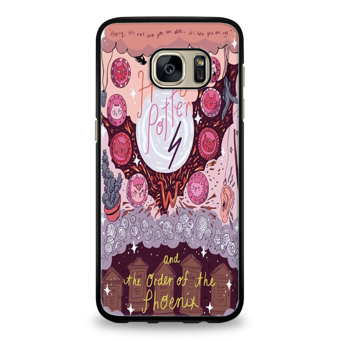 Harry Potter and the Order of the Phoenix Samsung Galaxy S7 Edge | yukitacase.com