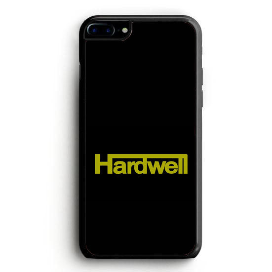 Hardwell Gold Logo iPhone 6S Plus | yukitacase.com