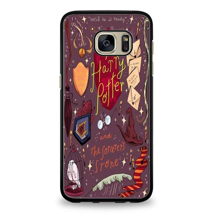 Harry Potter and the Philosopher's Stone Samsung Galaxy S7 Edge | yukitacase.com