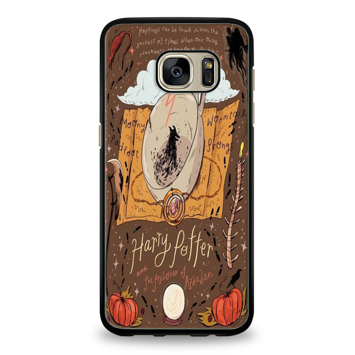 Harry Potter and the Prisoner of Azkaban Samsung Galaxy S6 Edge | yukitacase.com