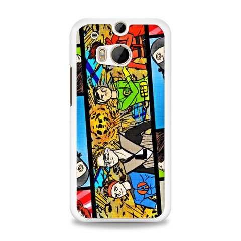 5SOS Superhero 2 HTC One M8 Case | yukitacase.com