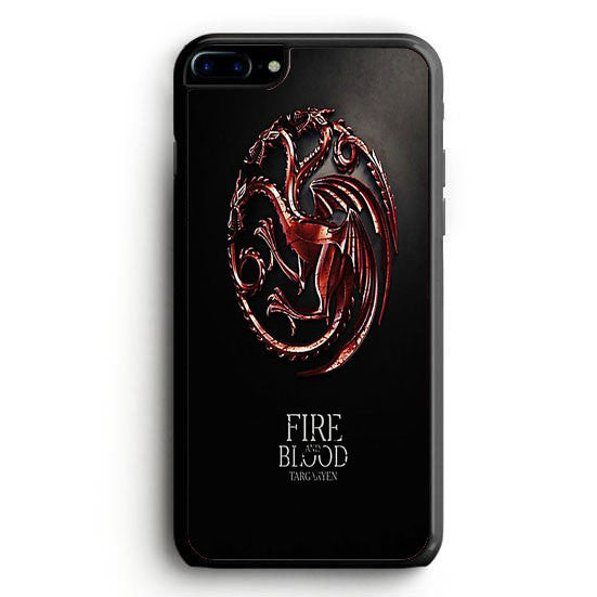 Game of Thrones Fire and Blood iPhone 6 Plus | yukitacase.com