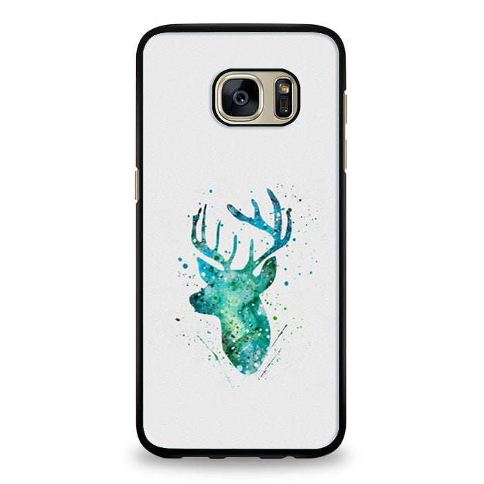 Harry Potter Deer Samsung Galaxy S6 Edge | yukitacase.com