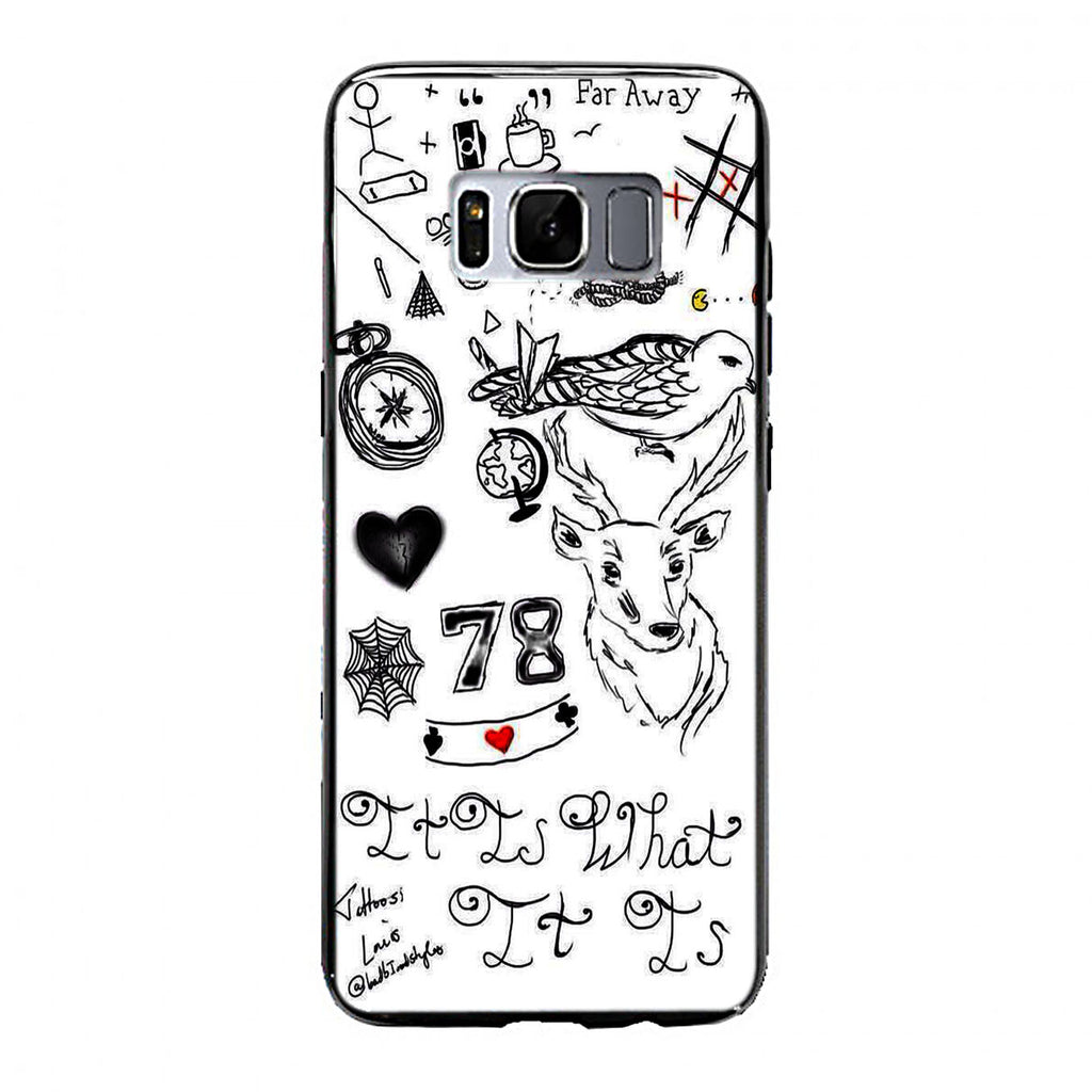 78 Collage Samsung Galaxy S8 Plus Case | yukitacase.com