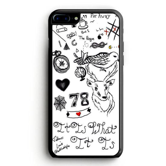 78 Collage iPhone 7 Plus Case | yukitacase.com