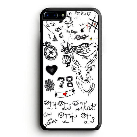 78 Collage iPhone 6 Plus Case | yukitacase.com