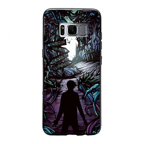 A day to remember Samsung Galaxy S8 Case | yukitacase.com