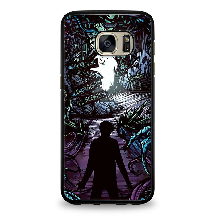 A day to remember Samsung Galaxy S7 Edge Case | yukitacase.com