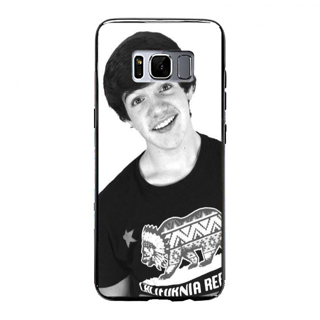 Aaron Carpenter Samsung Galaxy S8 Plus Case | yukitacase.com