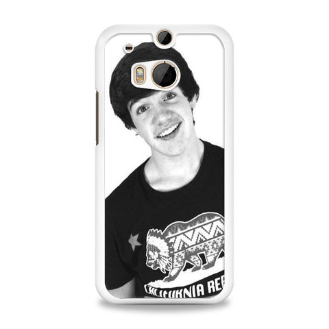 Aaron Carpenter HTC One M8 Case | yukitacase.com