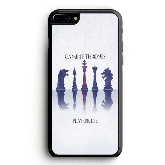Game of Thrones Play or Ride iPhone 7 | yukitacase.com