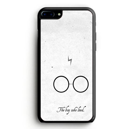 Harry Potter Icon Glasses iPhone 7 Plus | yukitacase.com