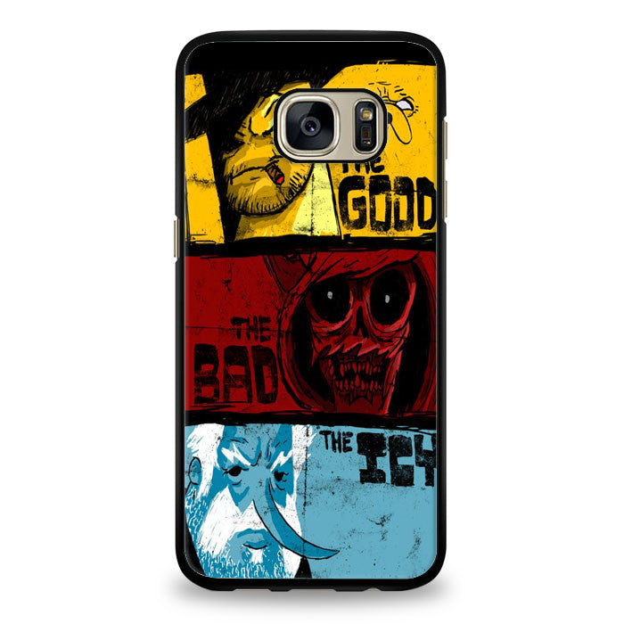 Adventure Time Samsung Galaxy S7 Edge Case | yukitacase.com