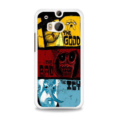 Adventure Time HTC One M8 Case | yukitacase.com