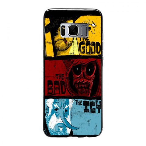 adventure time bad Samsung Galaxy S8 Plus Case | yukitacase.com