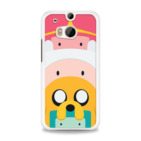 adventure time bad HTC One M8 Case | yukitacase.com