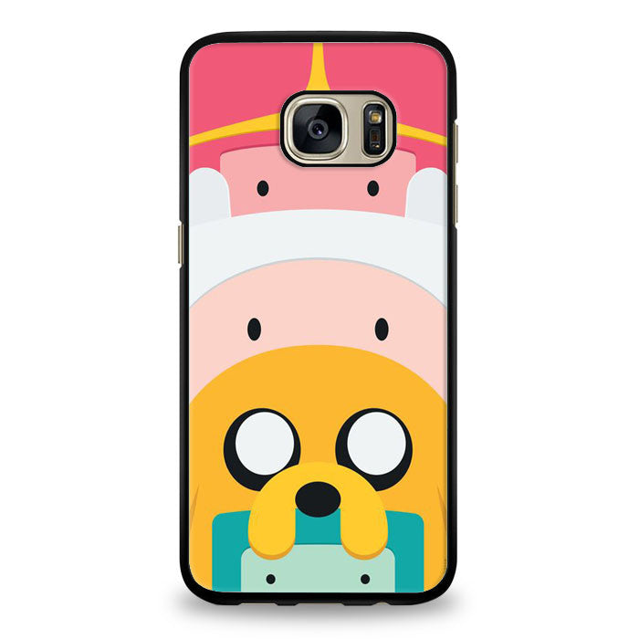 adventure time bad Samsung Galaxy S7 Edge Case | yukitacase.com