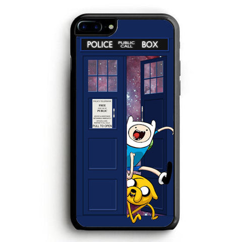 Adventure Time Characters iPhone 6 Plus Case | yukitacase.com