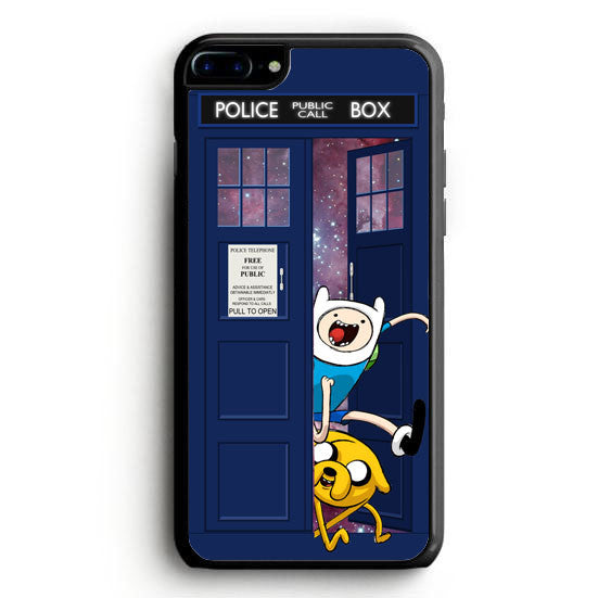 Adventure Time Characters iPhone 7 Plus Case | yukitacase.com
