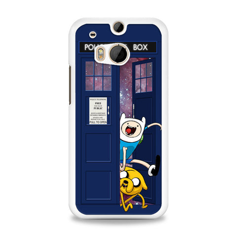 Adventure Time Characters HTC One M8 Case | yukitacase.com