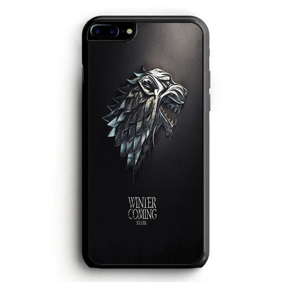 Game of Thrones Winter is Coming iPhone 7 Plus | yukitacase.com