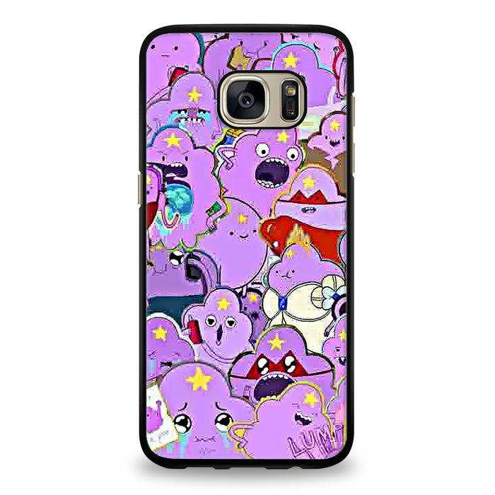 Adventure Time Zelda Samsung Galaxy S7 Edge Case | yukitacase.com