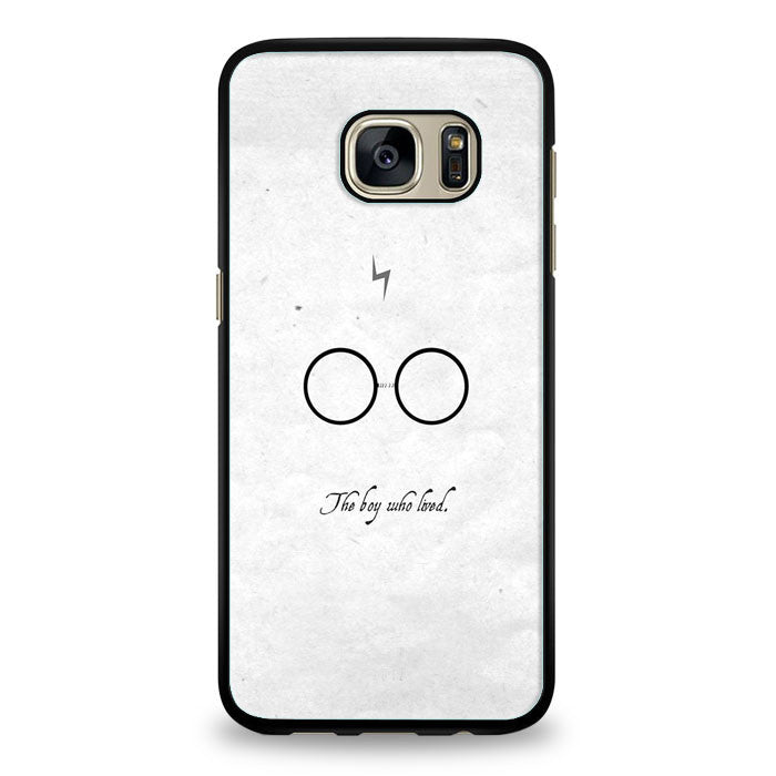 Harry Potter The Boy Who Lived Sign Samsung Galaxy S7 | yukitacase.com