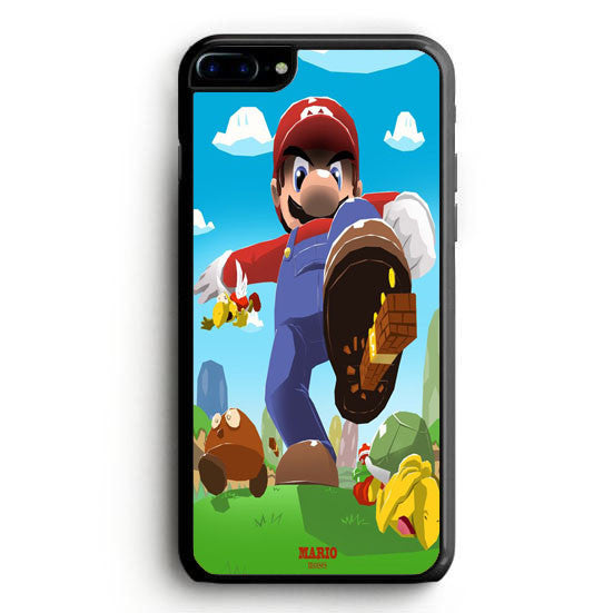 Giant Mario iPhone 6S Plus | yukitacase.com